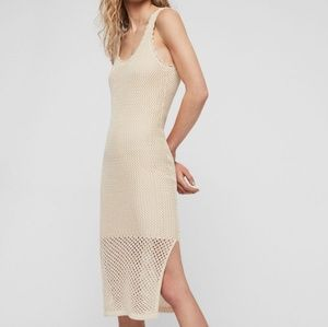AllSaints Hydra dress